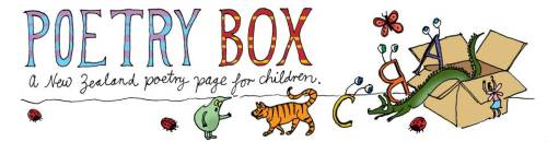 Graphic of Poetry Box