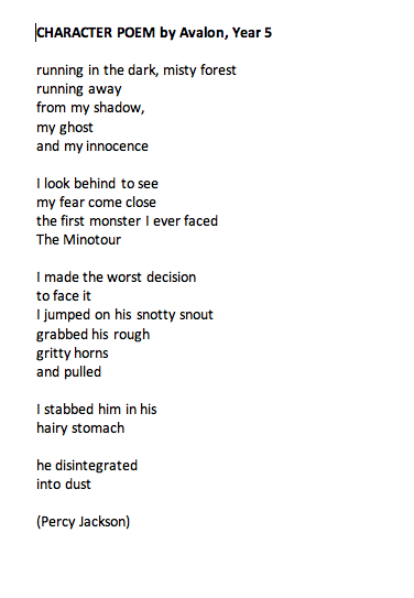 Poem About Shoes And Running To School