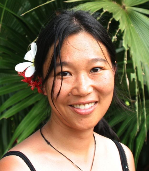 On line dating asian women