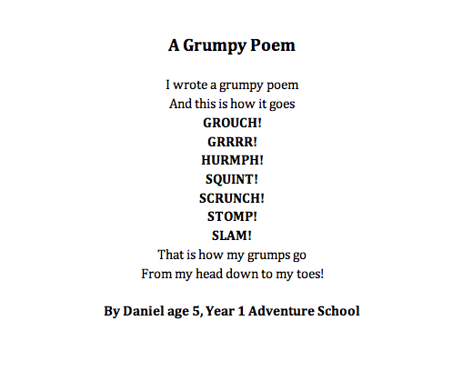 poetry titles