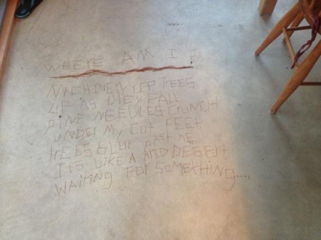 Yasminas tree poem
