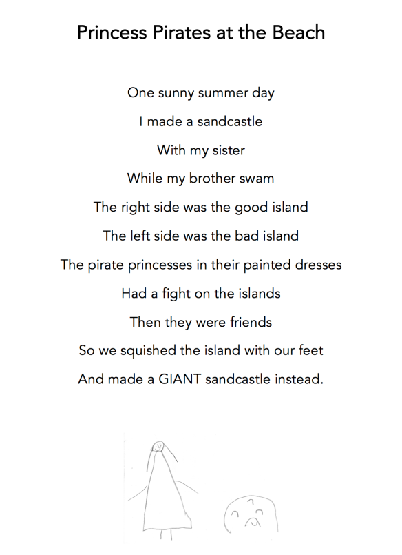 Summer Poems Poetry Box