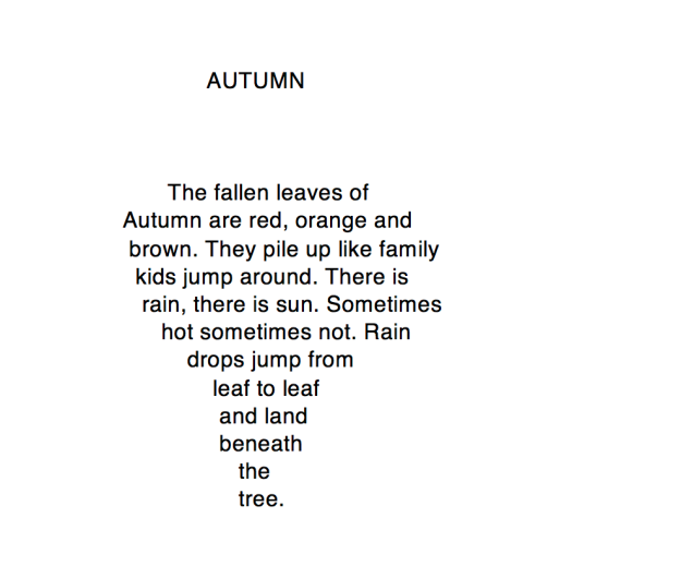 the april may challenge some favourite autumn poems poetry box