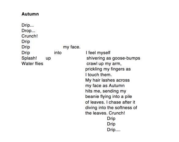autumn poems | Poetry Box
