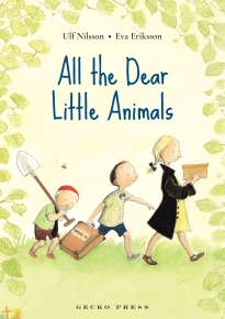All the Dear Little Animals cover